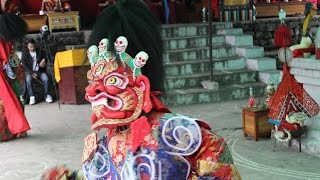 Everest Region (Nepal) Nepal  city photos gallery : Dumje Festival in Lukla, Khumbu (Everest) Region, Nepal