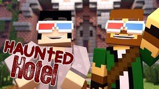 Haunted Hotel Movie - WHO KILLED GIZZY AND MINI?!   Minecraft Roleplay