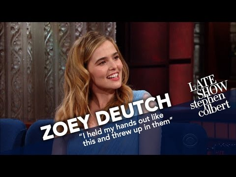 Zoey Deutch Needed Snow Boots For The Women's March At Sundance