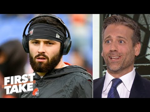 Video: 'Baker Mayfield is a gangster!' – Max Kellerman likes the Browns QBs' attitude | First Take