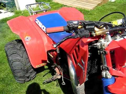 Fort McMurray 250R racing trike