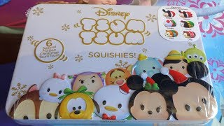 "Disney Classic Movies Tsum Tsum Squishies Toys Limited Edition Tin European Collection Christmas 2016 / 2017 Children's Day Unboxing 2017 Happy Easter Gifts Ideas 2-Pack Surprise Capsules Disney / Pixer Movie Vaiana - Soy Luna: https://youtu.be/6xUvw314Sfw 2016 Disney Finding Dory & Frozen NEW Toys Full Collection 36 Kinder Surprise Eggs: https://youtu.be/4n_zYG19PYg Disney Princess Palace Pets 24 Kinder Surprise Eggs European Edition Toys: https://youtu.be/gwuamYXkHNI 2016 Disney / Pixar Finding Dory 3D Movie Mega Mystery Bags Review: https://youtu.be/5VDg80OPbko Disney / Pixar The Good Dinosaur Surprise Eggs in Drinks + Toys - Figures: https://youtu.be/ye1gTySkrwM Disney Cars 3 & Planes Movies Tins Surprise Bauble Balls for Boys Unboxing: https://youtu.be/lvvcaoAWpig Disney Frozen Elsa & Anna and Violetta Cosmetic Gift Box for Little Girls Review: https://youtu.be/BdhDSfryl0Y Journey to Star Wars: The Force Awakens Disney Movie Collectors Card Booster Pack: https://youtu.be/5LpHm6Yrs-Y Disney Pixar Inside Out Movie Cinema Pack Theater Complete Set 3 Emotions Cup Topper: https://youtu.be/CwoZpsH--84 Disney Junior Minnie Mouse Phidal Storybook + 12 Figurines to Play & Collect in Europe: https://youtu.be/zjx5-_lLXd8 Film: Educational Video for Kids 2017 by P.S.W.C. Music: Song Music ""Sound Three"" Main Theme Ware Created by Me and Are My Property (p)(c) 2013 by Polsih Star Wars Collector ( P.S.W.C. )  http://www.youtube.com/user/supersprinttom/about"