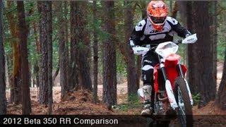 1. MotoUSA Comparo:  2012 BETA 350 RR