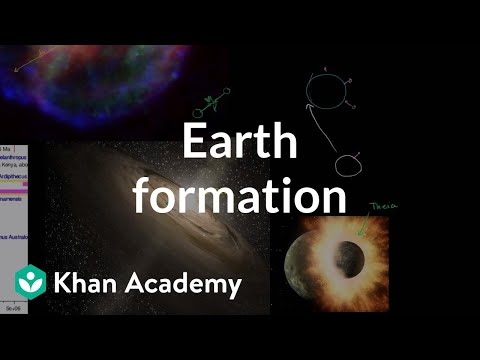 Earth formation video khan academy ccuart Images