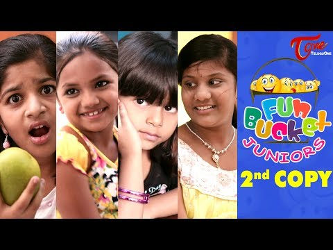 Fun Bucket JUNIORS | Episode 2 | Kids Funny Videos | TeluguOne | Comedy Web Series