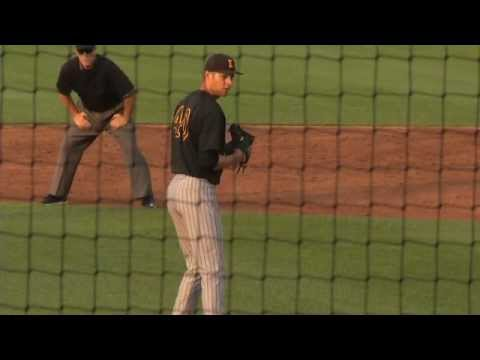 IOWA - Highlights and reaction from the Iowa Hawkeyes thrilling win on 5.16.13.