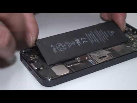 Akku für iPhone 5 selber wechseln… unter 20 Euro!