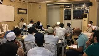 المحاضرة الثانية - تاريخ التحقيق في الإسلام -