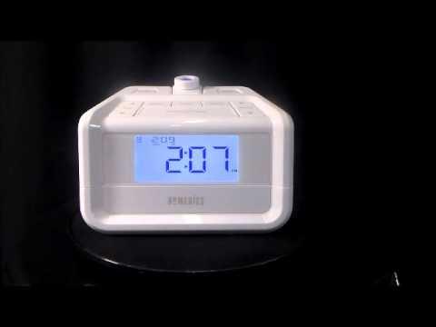 best sound machine alarm clock