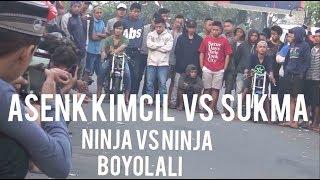 Video wow Lepas pagi LIARAN Besar 11 juni 2017 NINJA vs NINJA sukma vs asenk kimcil di BOYOLALI MP3, 3GP, MP4, WEBM, AVI, FLV Maret 2019