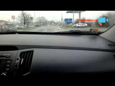 Bacha na kamery v autě ...