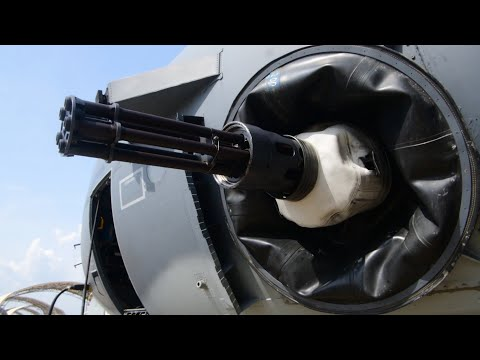 latest news The AC-130U is the...