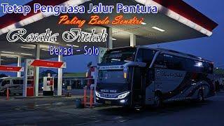 Video JALUR NYELENEH SENDIRI, PENGUASA JALUR PANTURA. Trip By Rosalia Indah Super Top Jakarta - Solo MP3, 3GP, MP4, WEBM, AVI, FLV Juni 2018