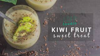LOW FODMAP KIWI SWEET TREAT