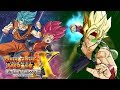 FATHER SON SAIYAN SPIRIT TEAM ULTIMATE ATTACK!!! | Dragon Ball Heroes Ultimate Mission X Gameplay!