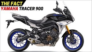 6. The 5 Fact 2019 Yamaha Tracer 900 Specifications!