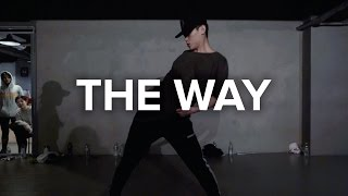 Video The Way - Kehlani ft. Chance The Rapper / Eunho Kim Choreography download in MP3, 3GP, MP4, WEBM, AVI, FLV Februari 2017
