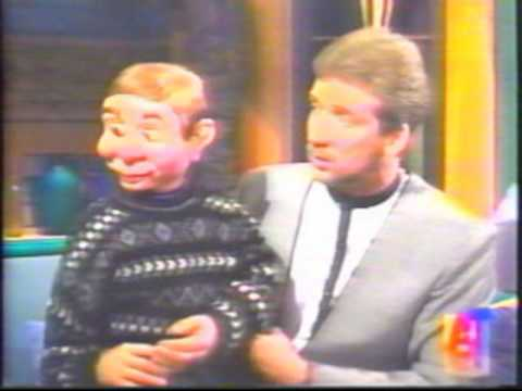 Ken Groves ventriloquist promotional video from Playful Entertainment talent agency.