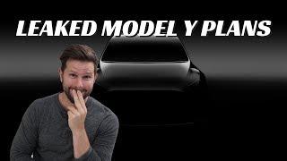 Leaked Model Y Plans