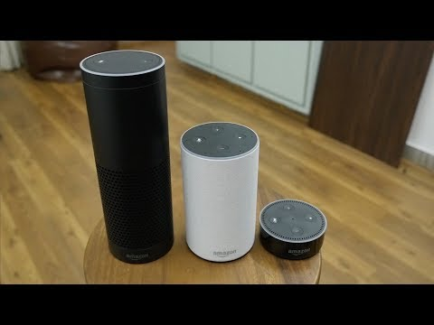 Amazon Echo Smart Speakers - What Can Alexa do an Overview