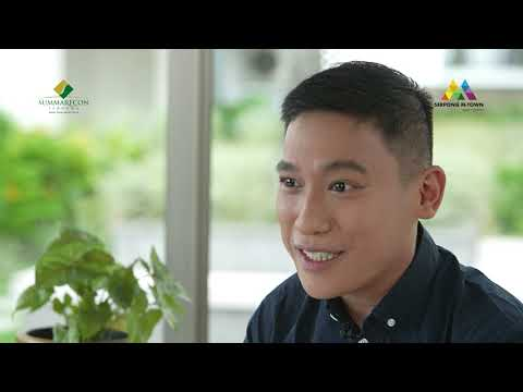 Momen Tepat Beli Serpong M-Town Apartment - Wonderful Living Program