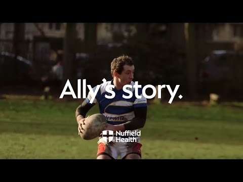 Physiotherapy Makes a Big Difference | Ally's story