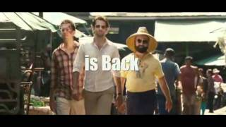 Hangover: Part 2 - Trailer