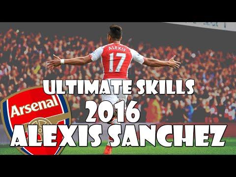 Alexis Sanchez 2016 | Ultimate skills and goals [HD]