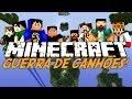 Minecraft: Guerra de Canhões! [1] (TNT Wars)