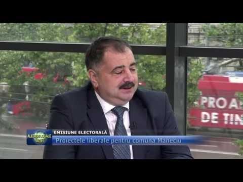 Emisiunea Electorală – 31 mai 2016 – PNL