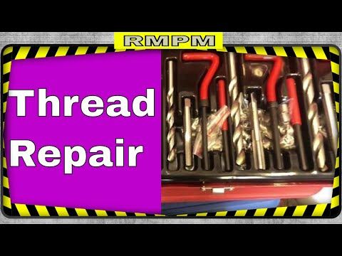 cylinder head stripped bolt, Fixed or FU*$&d ?