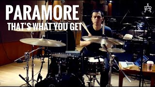 Paramore - That's what you get Drum Cover