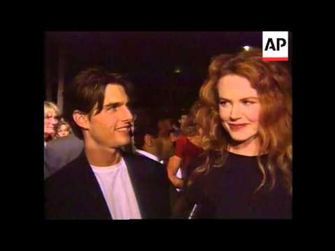 It's all over for Tom Cruise and Nicole Kidman