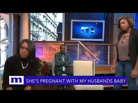 My Daughter Is Pregnant By My Husband! | The Maury Show