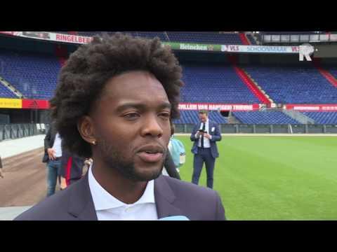 Nelom in nieuw pak over toekomst bij Feyenoord
