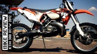 3. KTM 300 XC-W 2012 review