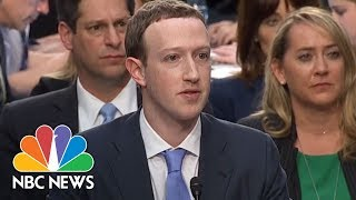 Download Video Senator Lindsey Graham To Mark Zuckerberg: 'You Don't Think You Have A Monopoly?' | NBC News MP3 3GP MP4