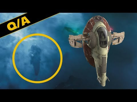 Is the Slave I in that Solo TV Spot - Star Wars Explained Weekly Q&A