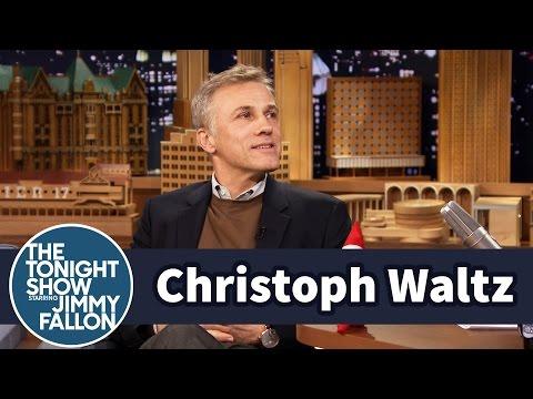 Christoph Waltz vysvětluje, co je Krampus