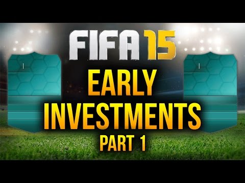 FIFA 15 Ultimate Team Best Investments #1 – Easy Trading Method