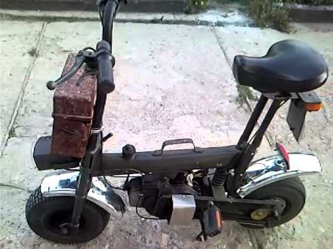 Moped Italjet Pack