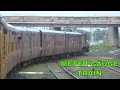 Departing AKOLA JUNCTION, Meter Gauge Railways, Indian Railways.