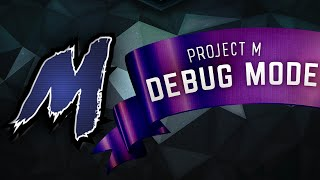 Project M Debug Mode – Super Smash Academy