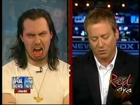Andrew WK On Fox News