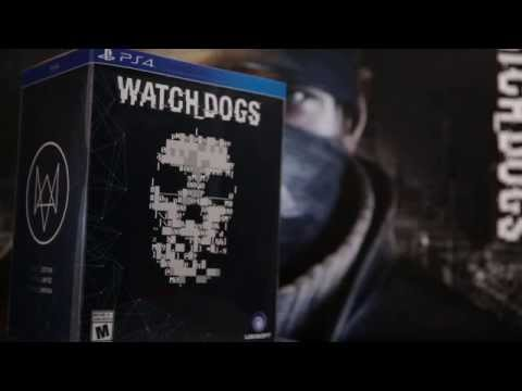 Edition - Join our Community Developer, Nik, in the Ubisoft Montreal studio as he takes you through all the features of the Watch Dogs Limited Edition package! Perhaps you're not the only one watching...