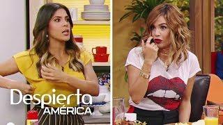 Karla Martínez asume sus vellos y revela por qué lo hace