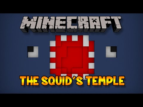 [Minecraft/Secret] Comment trouver le Temple Pieuvre - (How to find the Squid's Temple)