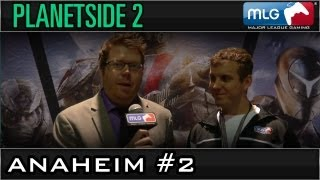 MLG Anaheim Planetside 2 Special - Episode 2 of 2