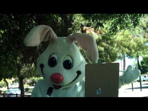 Bad Comedy Guy: Easter Bunny Edition