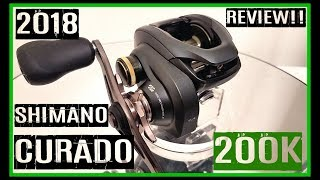 Video 2018 SHIMANO CURADO 200K UNBOXING AND HANDS ON ANALYSIS AND REVIEW MP3, 3GP, MP4, WEBM, AVI, FLV Mei 2019